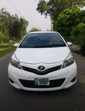 Toyota Vitz 2013 Available on Easy Installment