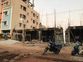 New 2BHK flats for sale in Attapur