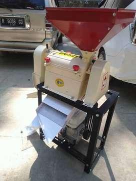 Mesin penggiling padi tanpa sekam