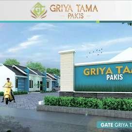 Rumah subsidi di Griyatama Pakis Malang