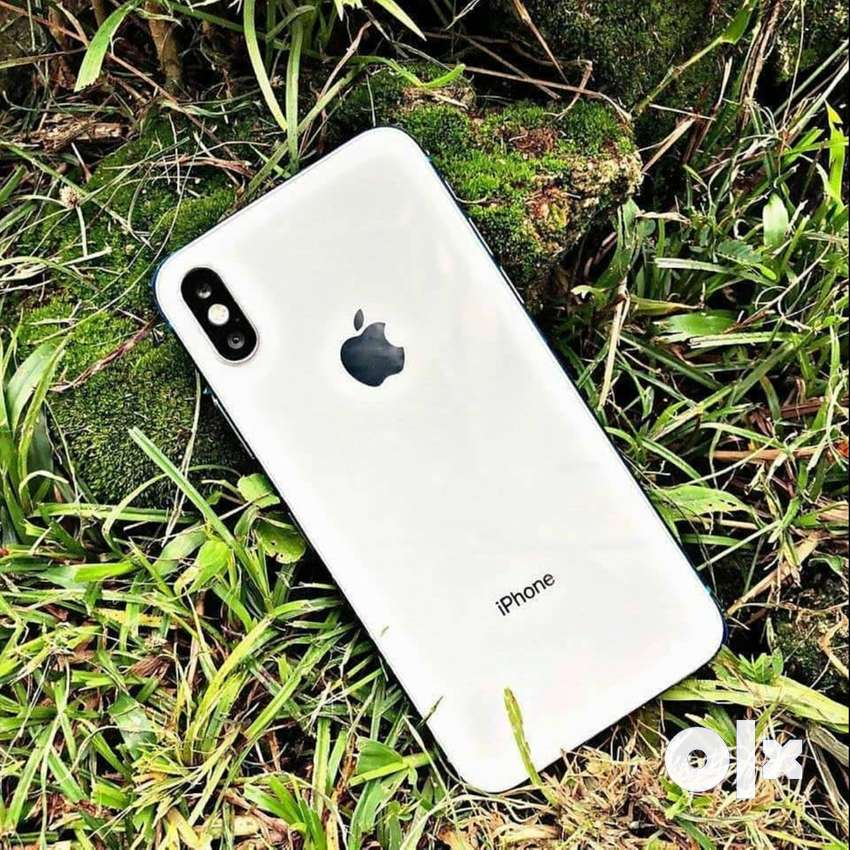apple i phone X are available in Attractive PRICE 0