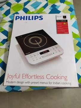 Philips Viva Collection 2100-Watt Induction Cooktop