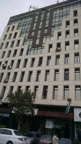 Prime Location Main I.I. Chundrigar Road - Ideal Office Space For Sale