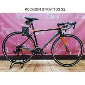 Kredit sepeda polygon Stratos s2 cicilan ringan