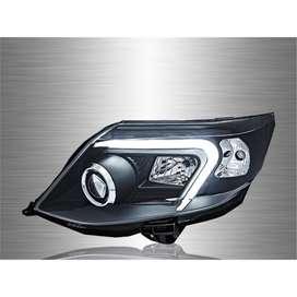 I want sale Fortuner type 2 headlights Lexus type