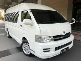 Toyota Hiace Automatic 3.0L Turbo Diesel CBU Japan 2008