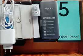 Oppo Reno5 2021 Like New fullset ISTIMEWA