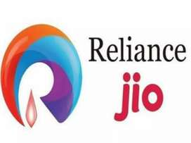 Office Asstt. cum Site Supervisor for Reliance company