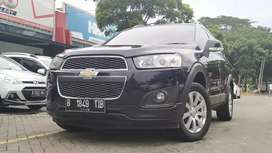 Chevrolet Captiva 2.0 LTZ Diesel 2014 Hitam Good Condition