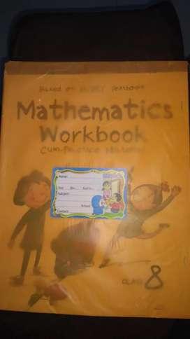 Mathematics workbook for 8th NCERT