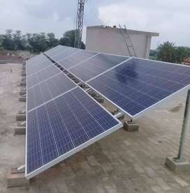 Installl karaye SOLAR Roof-top, FREE BIJLI for 25 Years