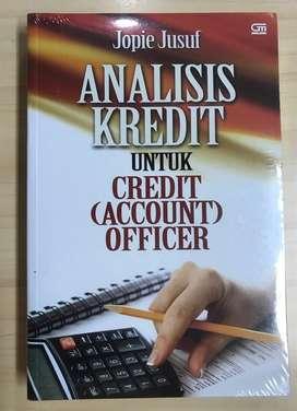 Analisis Kredit untuk Credit ( Account) Officer
