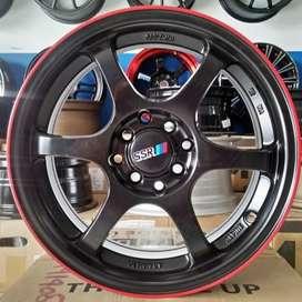 AMW wheels VELG SSR IMPOR R16x6.5 PCD 4x100/114.3 OFFSET 38..