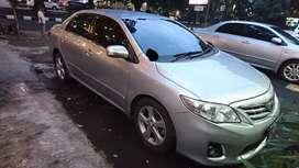 Toyota new altis 2010 type G facelift