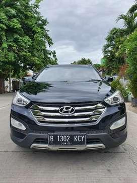 Hyundai Santa Fe CRDI 2014 AT Diesel