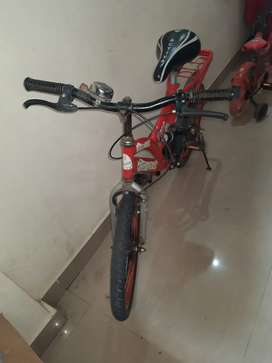 New cycle for sell suitable for 8 to 12 years