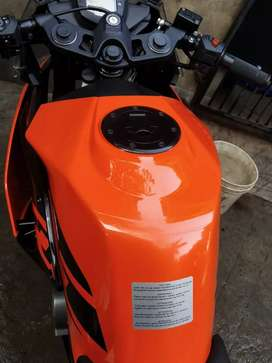 I want to Sale My ktm rc125 howrah registration