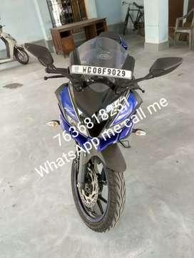 Yamaha R15 recharge