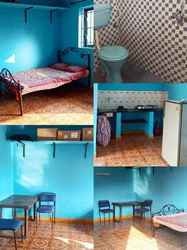 1 Room kitchen for Rent in saligao
