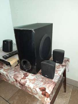 UK Imported 5.1 Home Entertainment system for urgent sale.