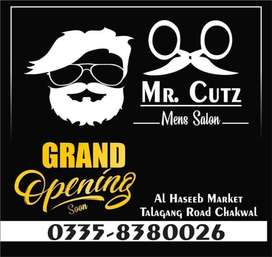 Barber job available