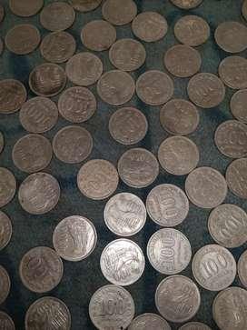 D jual koin logam kuno tahun 1973