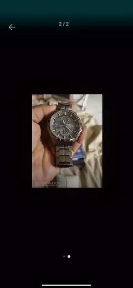 (Bantu suami)Jual jam tangan Edifice Original