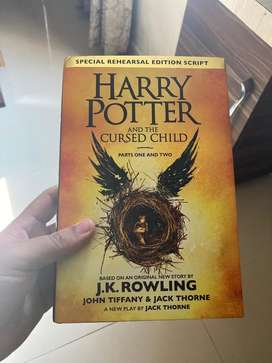 Harry Potter and the Cursed Child  Special Reharsal Edition