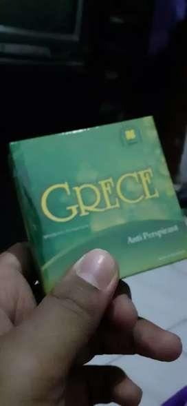 GRECE sabun penghalus kulit dari nasa