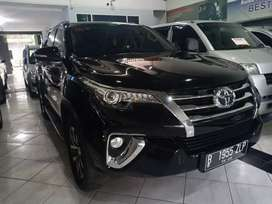 Toyota Fortuner Vrz Diesel AT 2.4 2016 God condition