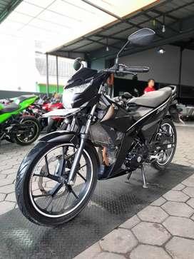 Suzuki Satria Fu Black Predator thn 2016 Andy Mustika