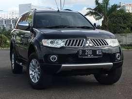 PAJERO Sport EXCEED Diesel Triptonic 2010, Bisa tt Fortuner Innova HRV