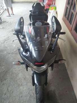 Di jual cepat HONDA CBR 150 R, th 2014 Thailand