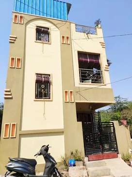 One year old new individual house 2 floors building  my job transfer