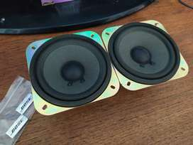 Speaker Bose 4,5 inch midrange midbass copotan mobil built-up