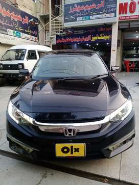 Honda Civic UG Bank Leased 2017 33 Paid 27 Remaining