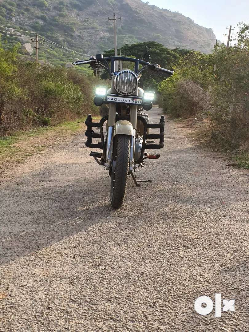 Royal Enfield Desert Storm (500cc), really well maintained 0