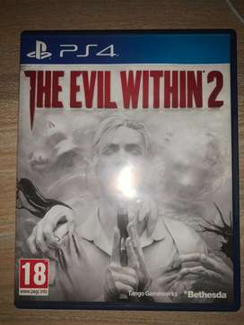 Evil Within 2 Ps4 Game