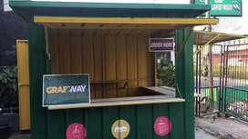 Semi Booth Container Murah