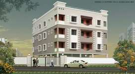 3 bhk appartment at 68 lakh near espland mahal