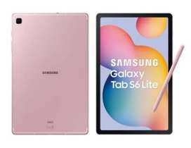 Samsung Galaxy Tab S6 lite p610 with S pen