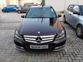 Mercedes-Benz C-Class C 220 CDI Avantgarde, 2012, Diesel