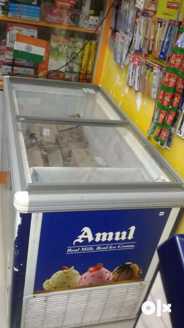 Amul branded , ICECREAM Freezer 0