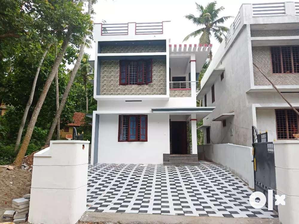 new 4cent house mannanthala near jaipuram