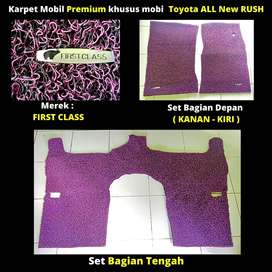 Karpet Mobil khusus All New RUSH