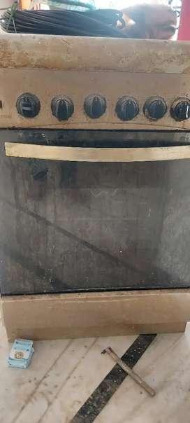 Gilma electric stove and ovan