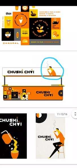 Need of proper chef for Chuski Chai outlet, vasant vihar