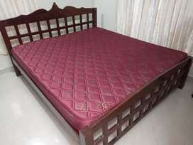 6'x7' family coat with bed for sale at chalakudy