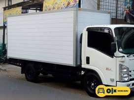 [Mobil Baru] Isuzu truck NLR55TLX cash credit free BI Checking