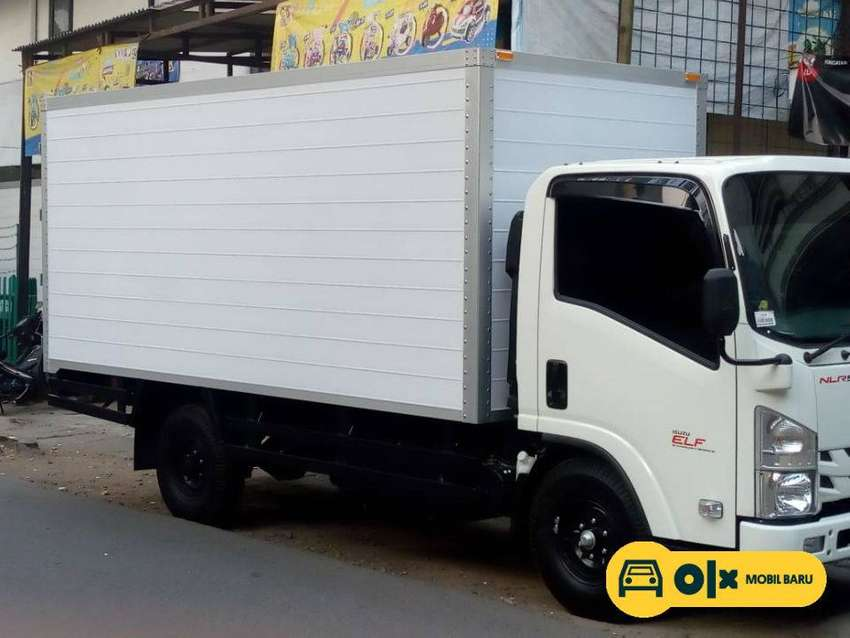 [Mobil Baru] Isuzu truck NLR55TLX cash credit free BI Checking 0